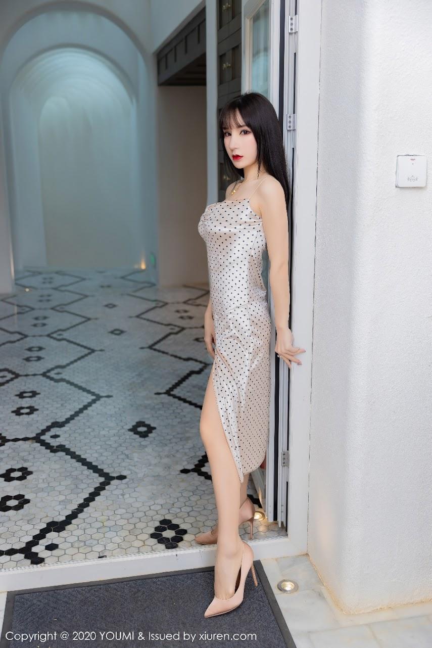 [YouMi] 2020-11-11 Vol.556 Zhou Yuxi Sandy - idols